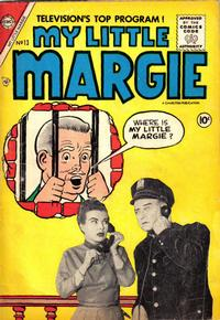 Cover Thumbnail for My Little Margie (Charlton, 1954 series) #13