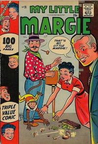 Cover Thumbnail for My Little Margie (Charlton, 1954 series) #20