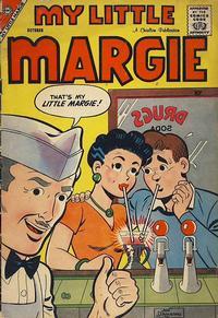 Cover Thumbnail for My Little Margie (Charlton, 1954 series) #21