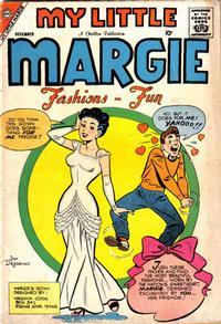 Cover Thumbnail for My Little Margie (Charlton, 1954 series) #22