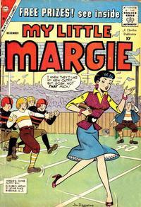 Cover Thumbnail for My Little Margie (Charlton, 1954 series) #27