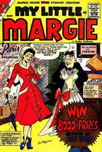 Cover Thumbnail for My Little Margie (Charlton, 1954 series) #23