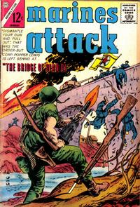 Cover Thumbnail for Marines Attack (Charlton, 1964 series) #3