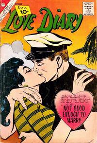 Cover Thumbnail for Love Diary (Charlton, 1958 series) #18
