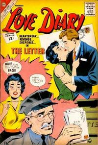 Cover Thumbnail for Love Diary (Charlton, 1958 series) #24