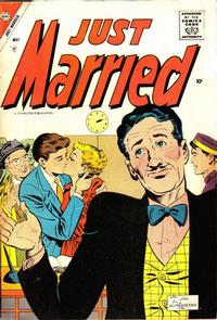 Cover Thumbnail for Just Married (Charlton, 1958 series) #3