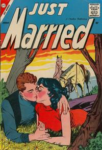 Cover Thumbnail for Just Married (Charlton, 1958 series) #6