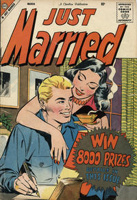 Cover Thumbnail for Just Married (Charlton, 1958 series) #7