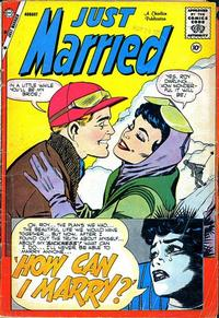 Cover Thumbnail for Just Married (Charlton, 1958 series) #9