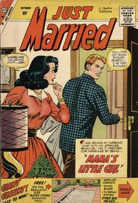 Cover Thumbnail for Just Married (Charlton, 1958 series) #10
