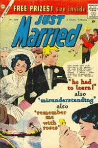 Cover Thumbnail for Just Married (Charlton, 1958 series) #11