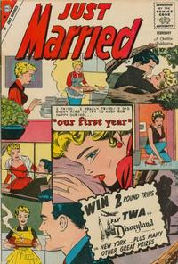 Cover Thumbnail for Just Married (Charlton, 1958 series) #12
