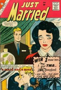 Cover Thumbnail for Just Married (Charlton, 1958 series) #13
