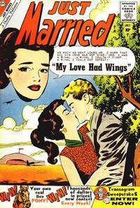 Cover Thumbnail for Just Married (Charlton, 1958 series) #14