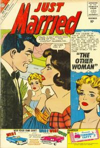 Cover Thumbnail for Just Married (Charlton, 1958 series) #16