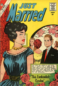 Cover Thumbnail for Just Married (Charlton, 1958 series) #17