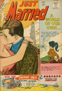 Cover Thumbnail for Just Married (Charlton, 1958 series) #18
