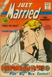 Cover Thumbnail for Just Married (Charlton, 1958 series) #19