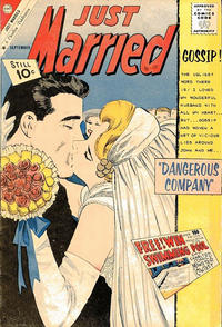 Cover Thumbnail for Just Married (Charlton, 1958 series) #21