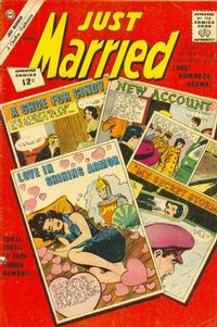 Cover Thumbnail for Just Married (Charlton, 1958 series) #26