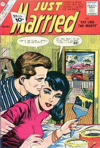 Cover Thumbnail for Just Married (Charlton, 1958 series) #28