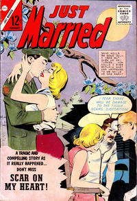 Cover Thumbnail for Just Married (Charlton, 1958 series) #29