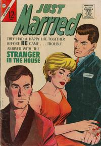 Cover Thumbnail for Just Married (Charlton, 1958 series) #31