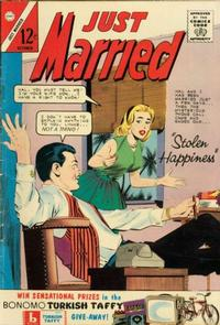 Cover Thumbnail for Just Married (Charlton, 1958 series) #33