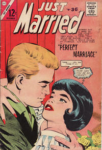 Cover Thumbnail for Just Married (Charlton, 1958 series) #34