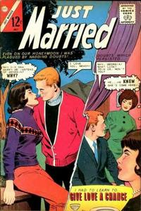 Cover Thumbnail for Just Married (Charlton, 1958 series) #37