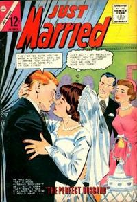 Cover Thumbnail for Just Married (Charlton, 1958 series) #38
