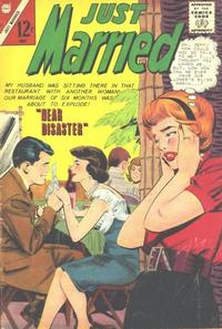 Cover Thumbnail for Just Married (Charlton, 1958 series) #41