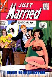 Cover Thumbnail for Just Married (Charlton, 1958 series) #42