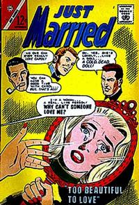 Cover Thumbnail for Just Married (Charlton, 1958 series) #43