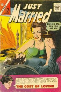 Cover Thumbnail for Just Married (Charlton, 1958 series) #44