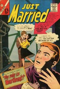 Cover Thumbnail for Just Married (Charlton, 1958 series) #46