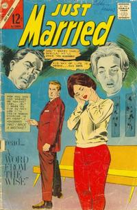 Cover Thumbnail for Just Married (Charlton, 1958 series) #49