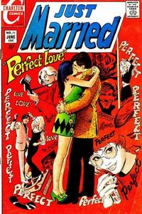 Cover Thumbnail for Just Married (Charlton, 1958 series) #71