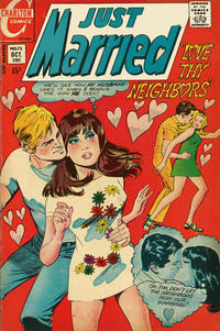 Cover for Just Married (Charlton, 1958 series) #73