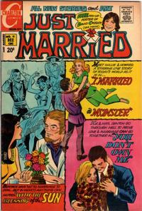 Cover Thumbnail for Just Married (Charlton, 1958 series) #81