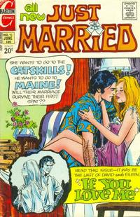Cover Thumbnail for Just Married (Charlton, 1958 series) #95