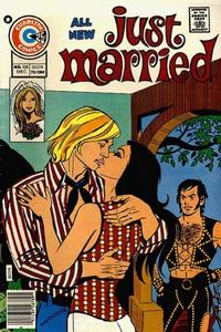 Cover Thumbnail for Just Married (Charlton, 1958 series) #108