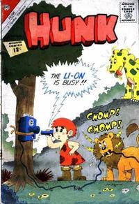 Cover Thumbnail for Hunk (Charlton, 1961 series) #8