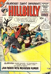 Cover Thumbnail for Hillbilly Comics (Charlton, 1955 series) #4