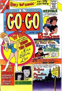 Cover Thumbnail for Go-Go (Charlton, 1966 series) #1