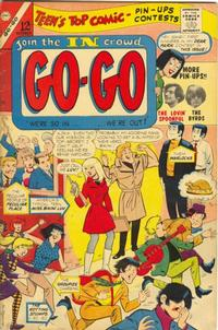 Cover Thumbnail for Go-Go (Charlton, 1966 series) #3