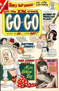 Cover Thumbnail for Go-Go (Charlton, 1966 series) #7