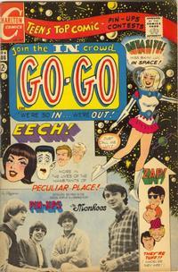 Cover Thumbnail for Go-Go (Charlton, 1966 series) #8