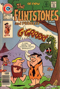 Cover Thumbnail for The Flintstones (Charlton, 1970 series) #47