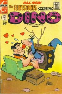Cover Thumbnail for Dino (Charlton, 1973 series) #2